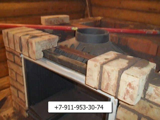 Каминные кассеты установка своими руками 29