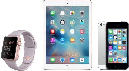 Березень може подарувати нам iPhone 5se, Air iPad 3 і не тільки