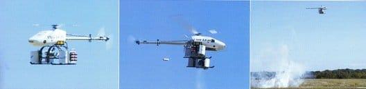 3 дрона на сторожі закону