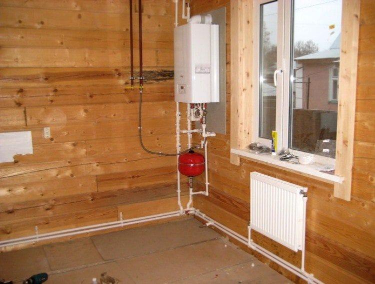 Системы электрического отопление дачи своими руками