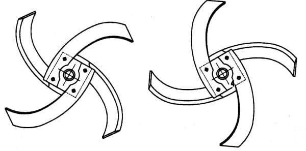 Культиватор своїми руками для мінітрактора – схема складання