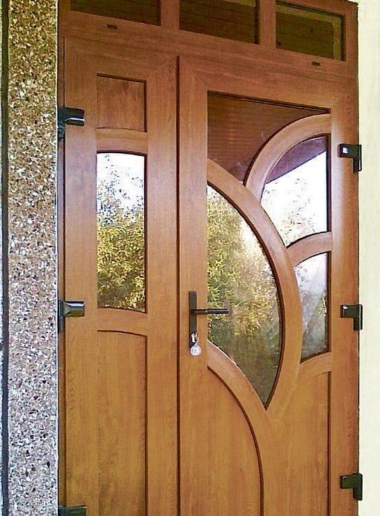 Пластикові двері – як вибрати, види, конструкція