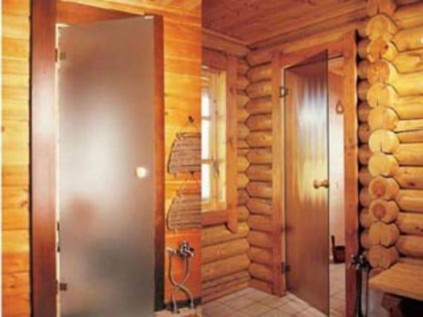Двері для лазні – як зробити кращий вибір