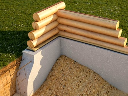 Заміна фундаменту під дерев'яним будинком на стрічковий детальна інформація, корисні поради, відео поради, особливості та технологія будівництва