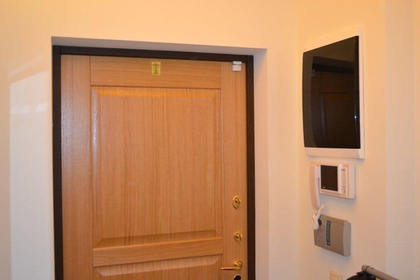 Как сделать обрамление для дверей 835