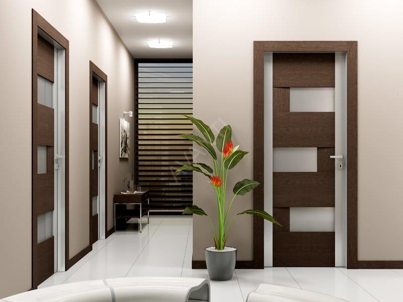 Двері екошпон – переваги і недоліки матеирала