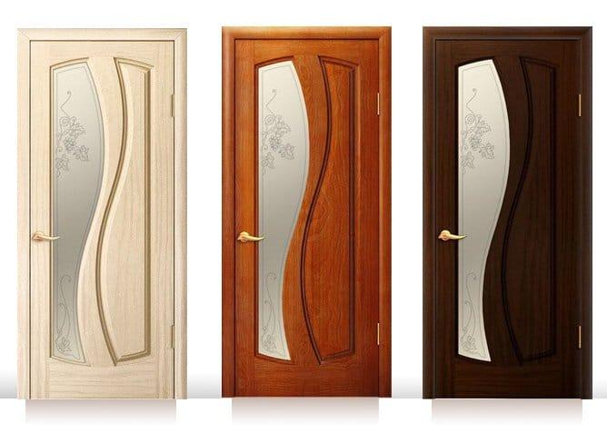 Міжкімнатні двері зі склом – поєднання краси та безпеки