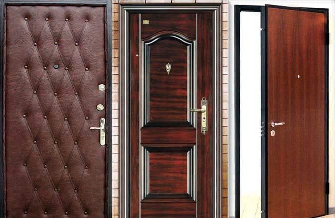 Як вибрати вхідні металеві двері: поради професіонала