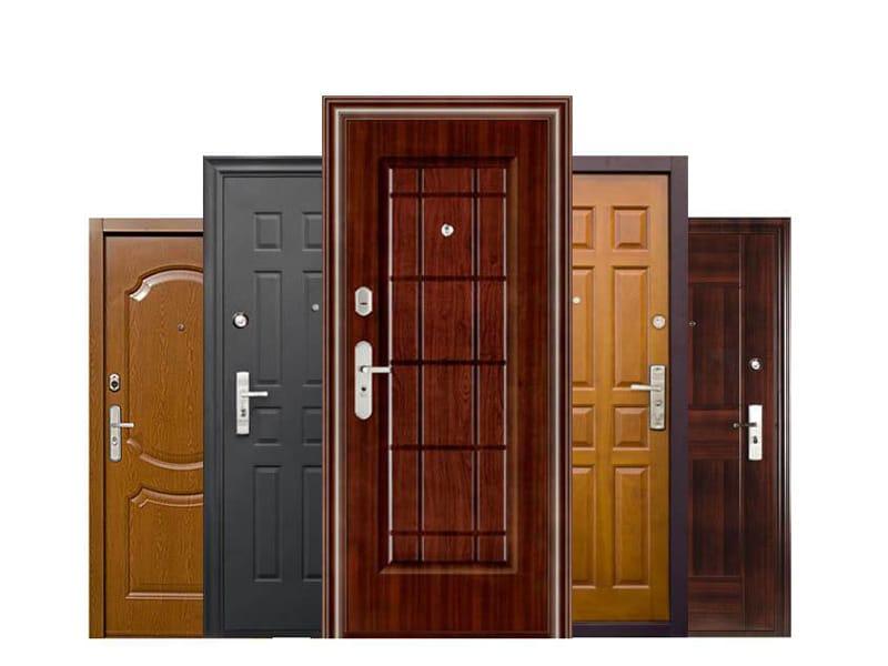 Вхідні двері – види, матеріали, конструкції