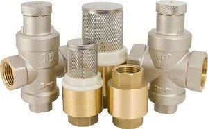 Зворотні клапани для води: види, конструкція і принцип роботи
