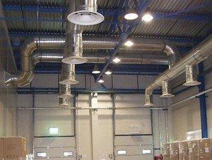 Вентиляція приміщень: норми повітрообміну в офісних приміщеннях, будова і функції систем
