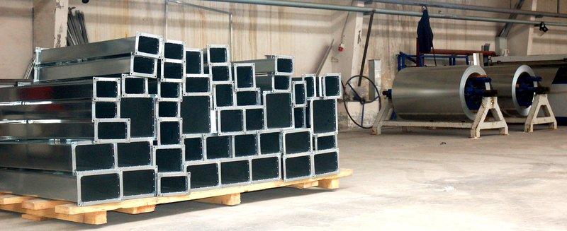 Повітроводи для вентиляційної системи: види та моделі виробів, переваги і недоліки