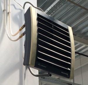 Навіщо водяного калорифера вентилятор: як забезпечити обігрів за допомогою повітронагрівача
