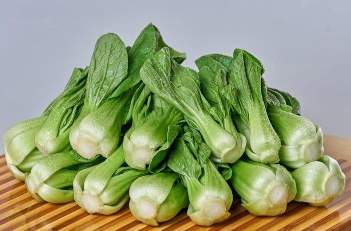 Кращі сорти китайської капусти