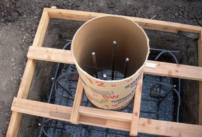 Матеріали виготовлення опалубки для паль і правила її монтажу на ділянці
