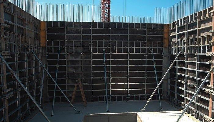 Опалубка: що це таке, її види, призначення та переваги при будівництві монолітних будівель
