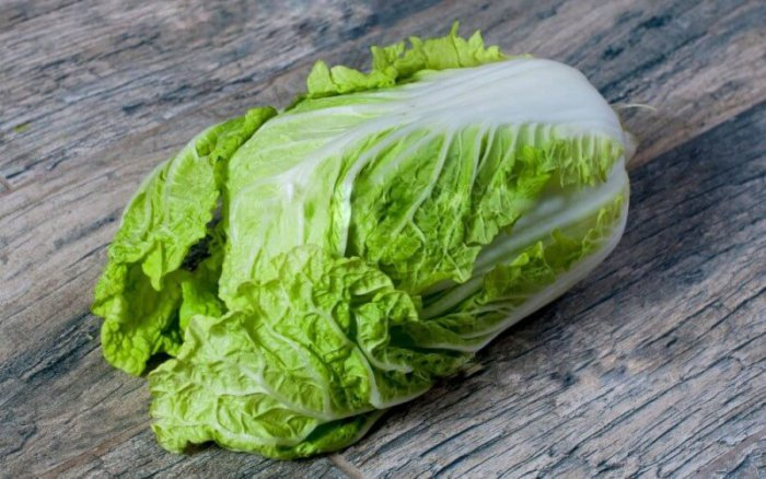 Підгодівля пекінської капусти у відкритому грунті: коли її прибирати?
