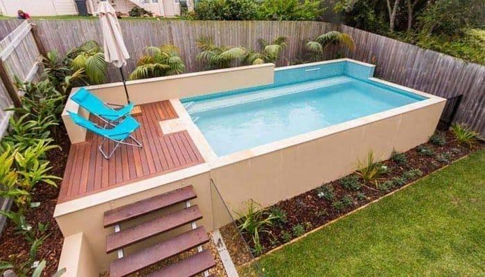 Вибір матеріалу опалубки для басейну і особливості її монтажу