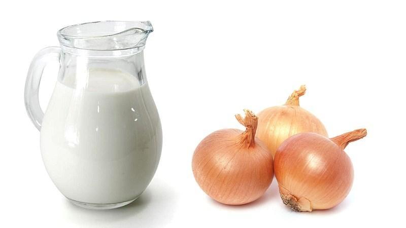 Допомагає молоко з цибулею від кашлю і як його правильно застосовувати