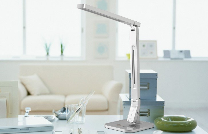 Що потрібно врахувати, вибираючи настільну лампу