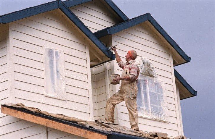 Як вибрати колір і фарбу для зовнішньої обробки будинку