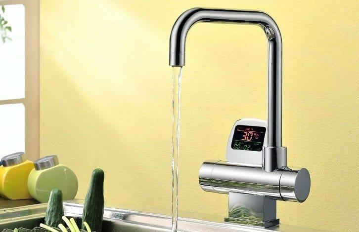 Термостатичний змішувач у ванній – принцип роботи та переваги