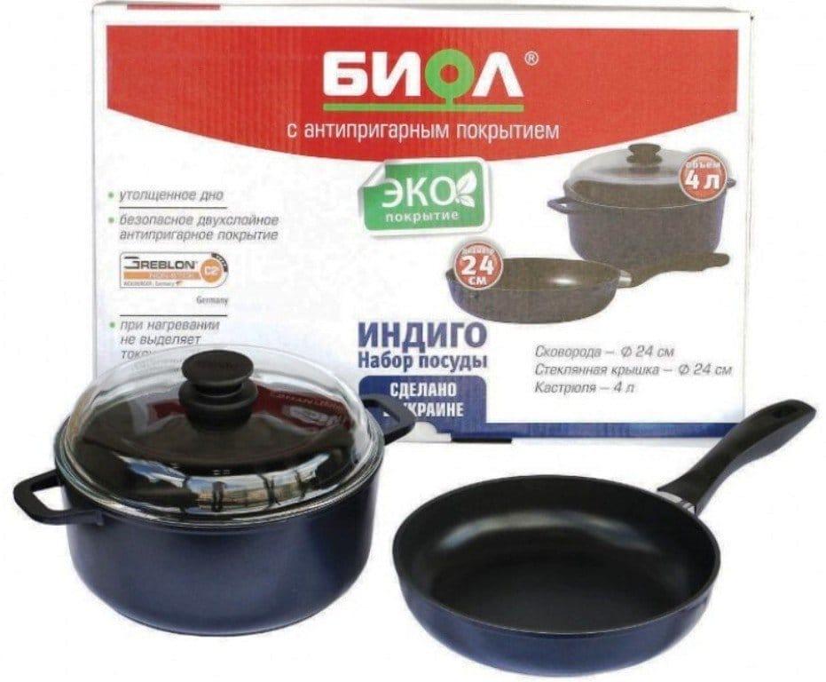 Сковорода Биол: чавунна сковорода-гриль, сковорідка Товарbiol зі знімною ручкою, оладница, хто виробник