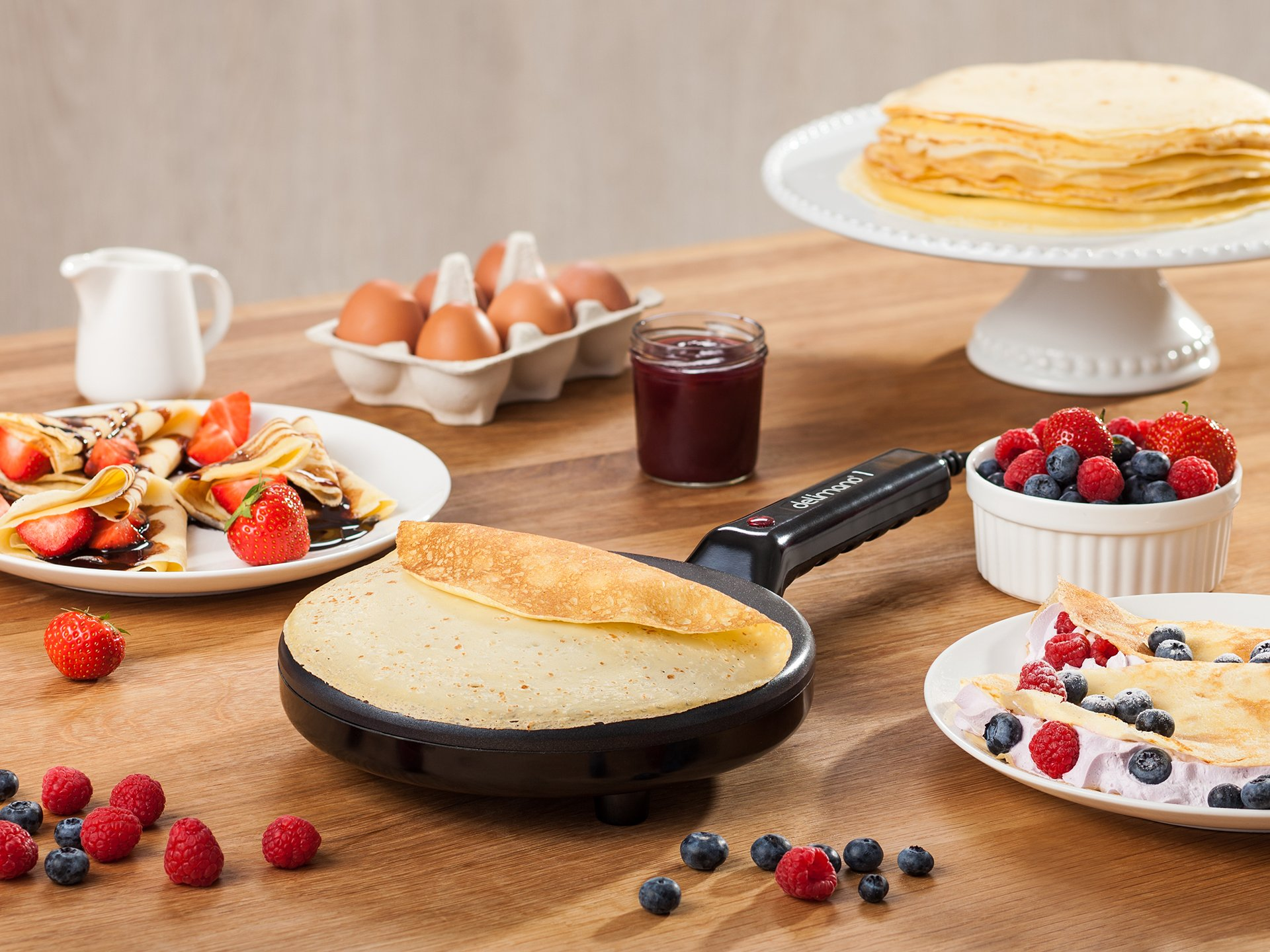 Яка сковорода для млинців краще: якою повинна бути млинниця, як вибрати, рейтинг