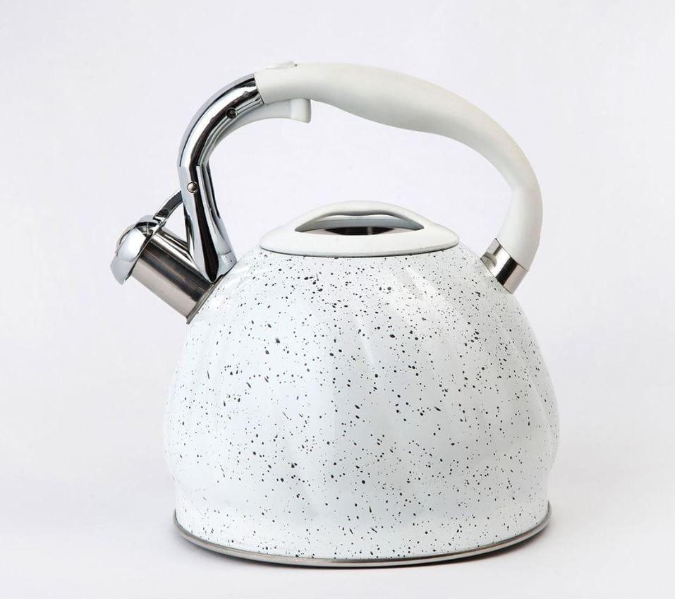 Чайник зі свистком для газової плити: як вибрати, рейтинг кращих, німецькі виробники, російське виробництво