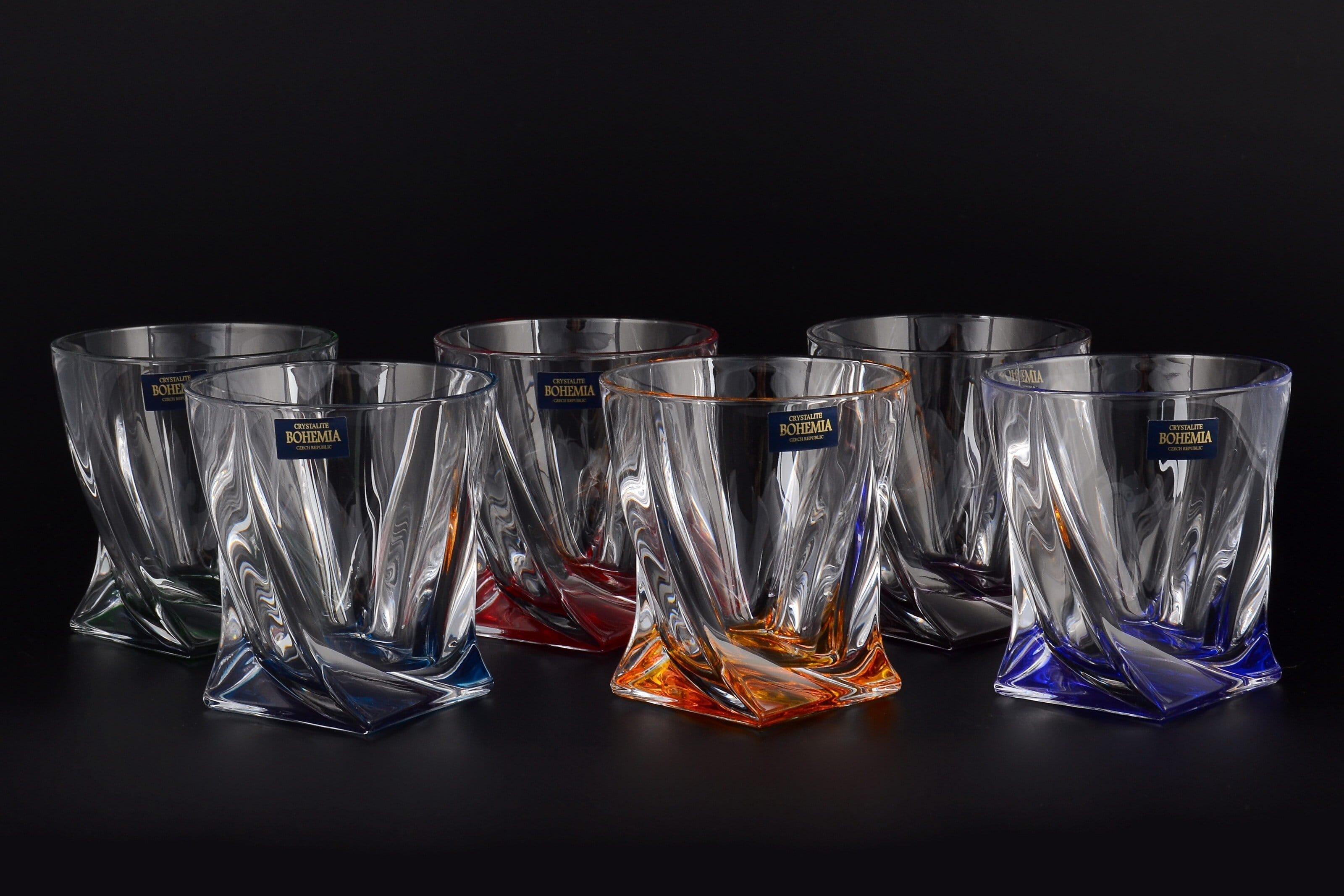 Келихи для віскі: як називаються судини для дегустації, набори, оригінальні келихи-тюльпани і рокс