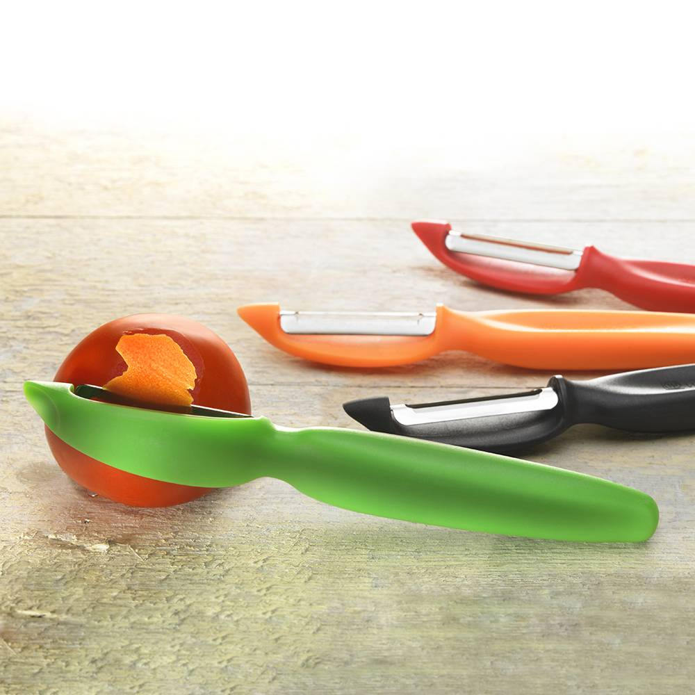 Ножі для обробки фруктів і овочів: особливості, види, відомі бренди