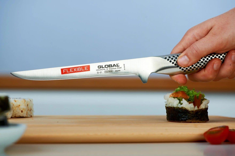 Кращі філейні ножі для оброблення риби: якою ніж вибрати, ніж рибалки з коркового дерева, огляд кращих