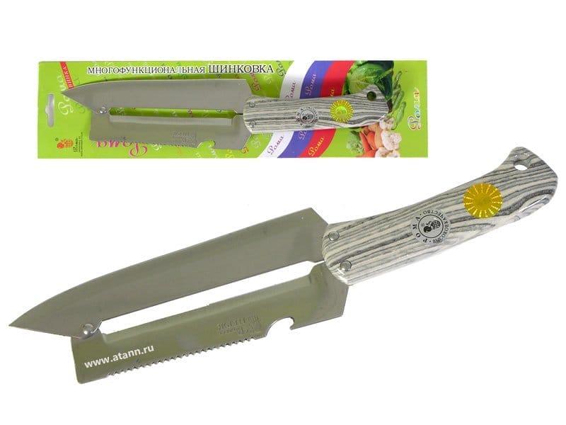 Ножі для рубання капусти: особливості, різновиди, ходові моделі шинковочных ножів