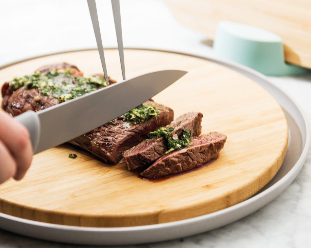Обробні ножі для м'яса: особливості, види, матеріали, виробники