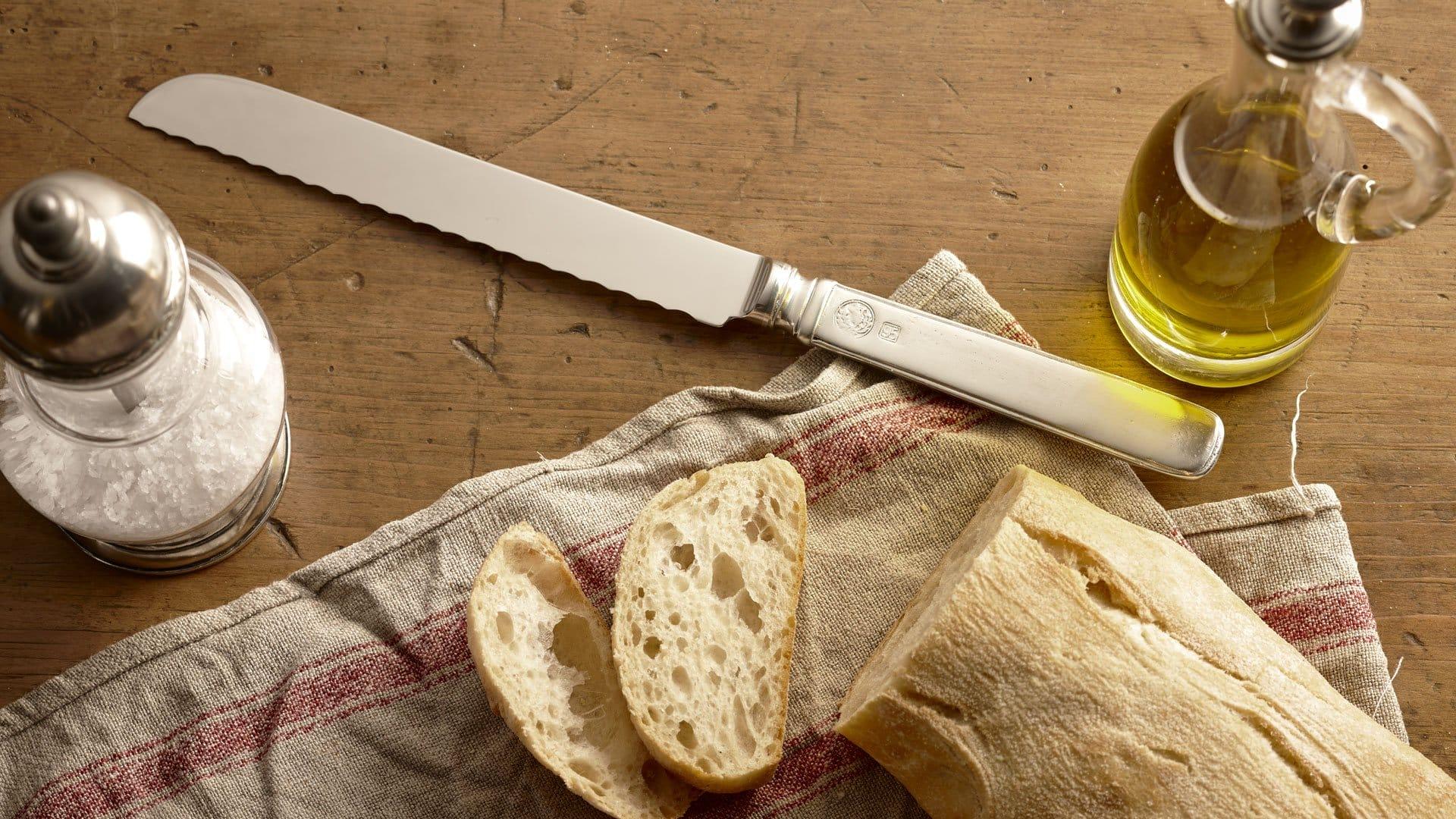 Ножі для різання хліба: особливості, головні різновиди, матеріали лез і рукоятки, правила використання