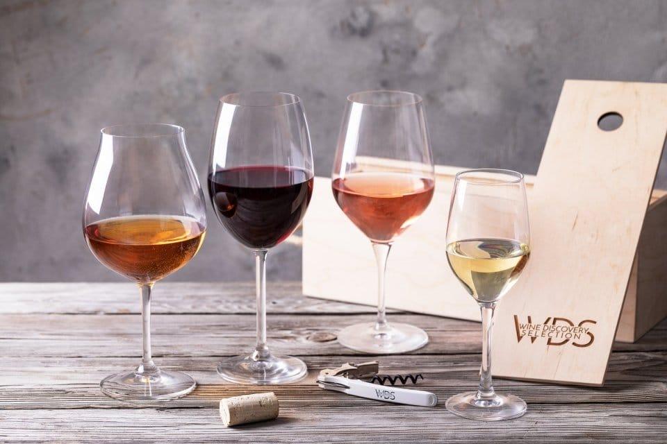 Келихи для вина: види, набори, в чому різниця винних бокалів для червоного і білого, як вибрати, які повинні бути