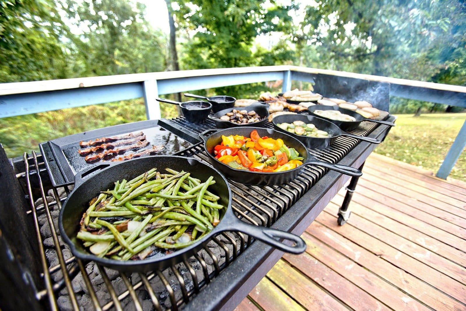Чавунна сковорода: плюси і мінуси, можна запікати в духовці, як вибрати сковорідку з чавуну, рейтинг виробників