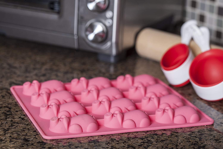 Силіконові форми для випічки в духовці: шкідливі чи ні, круглі і прямокутні, як краще вибрати, виробники